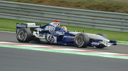 Highlight for Album: 2005 Belgian F1 GP