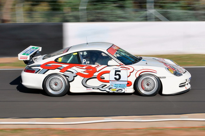2009BMF Porsche TWP 4998