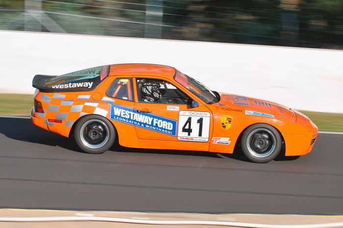 2009BMF Porsche TWP 5100