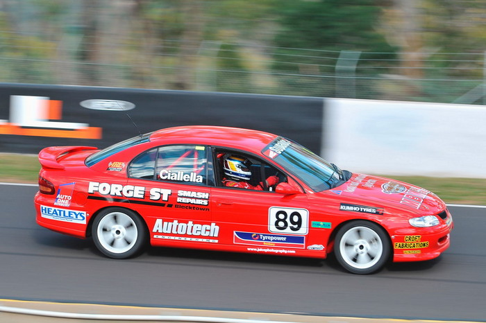 2009BMF Saloons TWP 4858