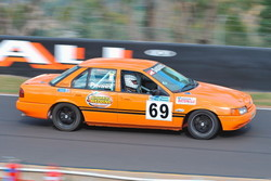 2009BMF Saloons TWP 4861