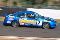 2009BMF Saloons TWP 4873