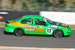 2009BMF Saloons TWP 4927